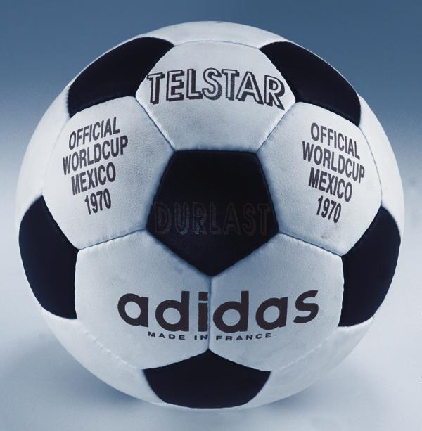 Официальный мяч Олимпийских игр 1972 года - Telstar