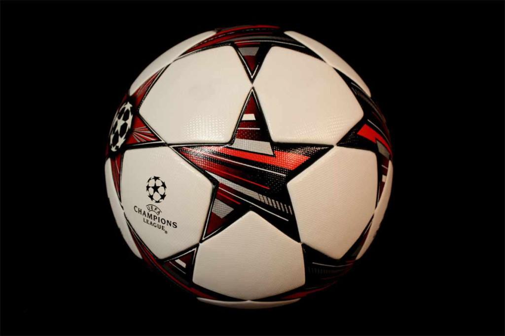 мяч групповой стадии лиги чемпионов 2013-2014 finale 13