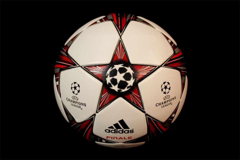 мяч групповой стадии лиги чемпионов 2013-2014