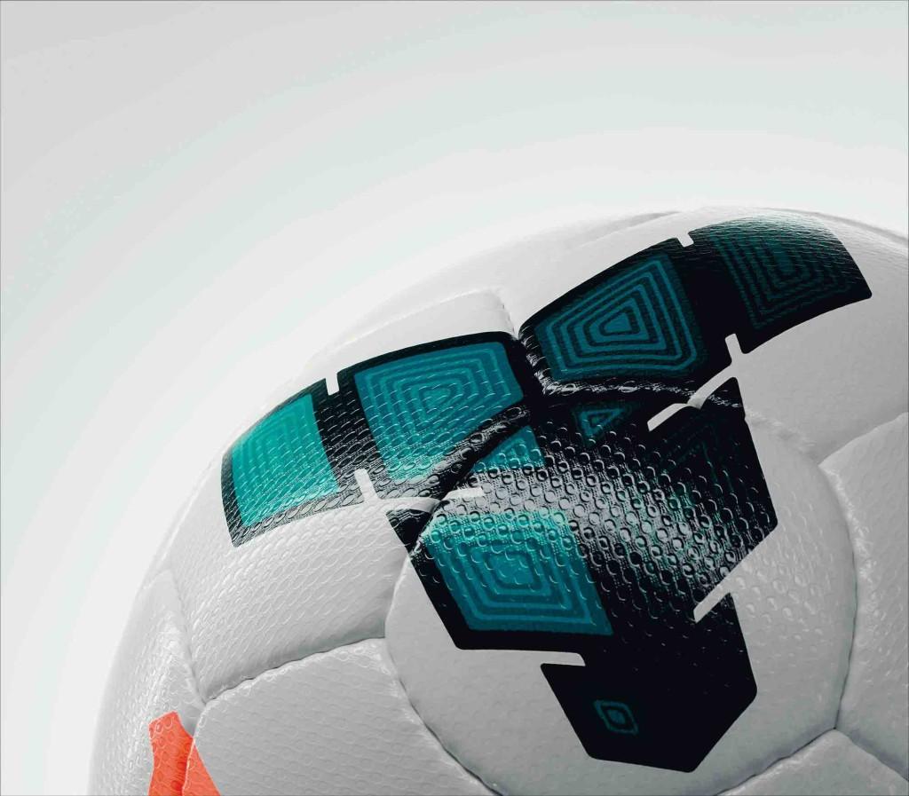 мяч испанской лиги 2013-2014