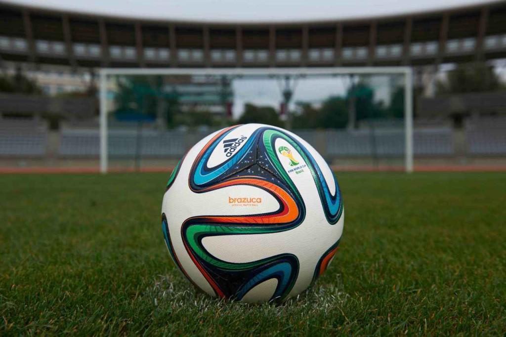 Официальный мяч ЧМ 2014 Brazuca