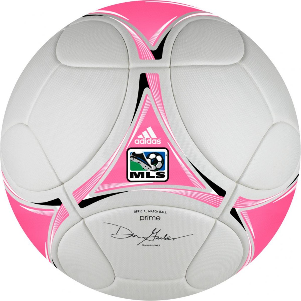 adidas PRIME MLS Official Match Ball - Soccer Kicks Cancer