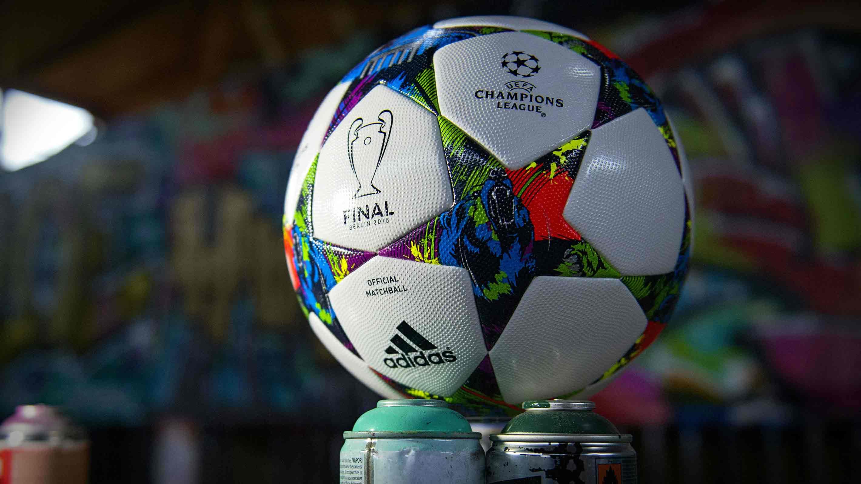 жеребьевка лиги чемпионов Hd: Официальный мяч финала Лиги Чемпионов 2015 года