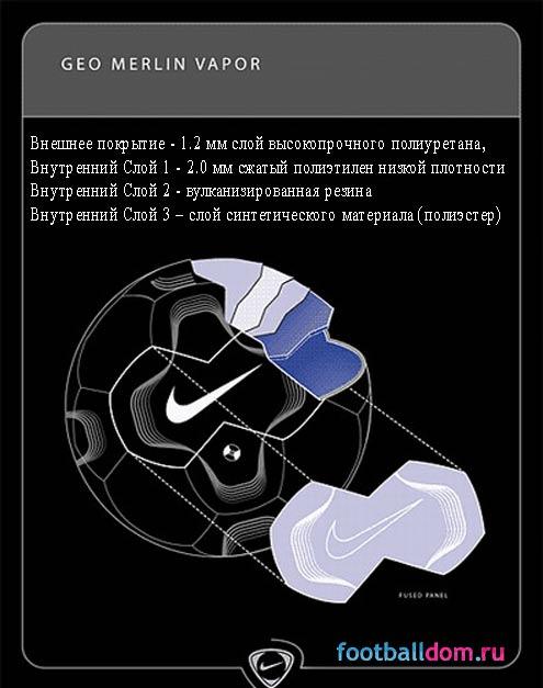 Nike Geo Merlin Vapor