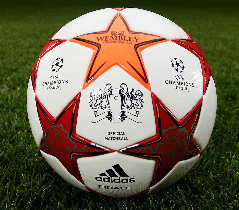 мяч финала лч 2011