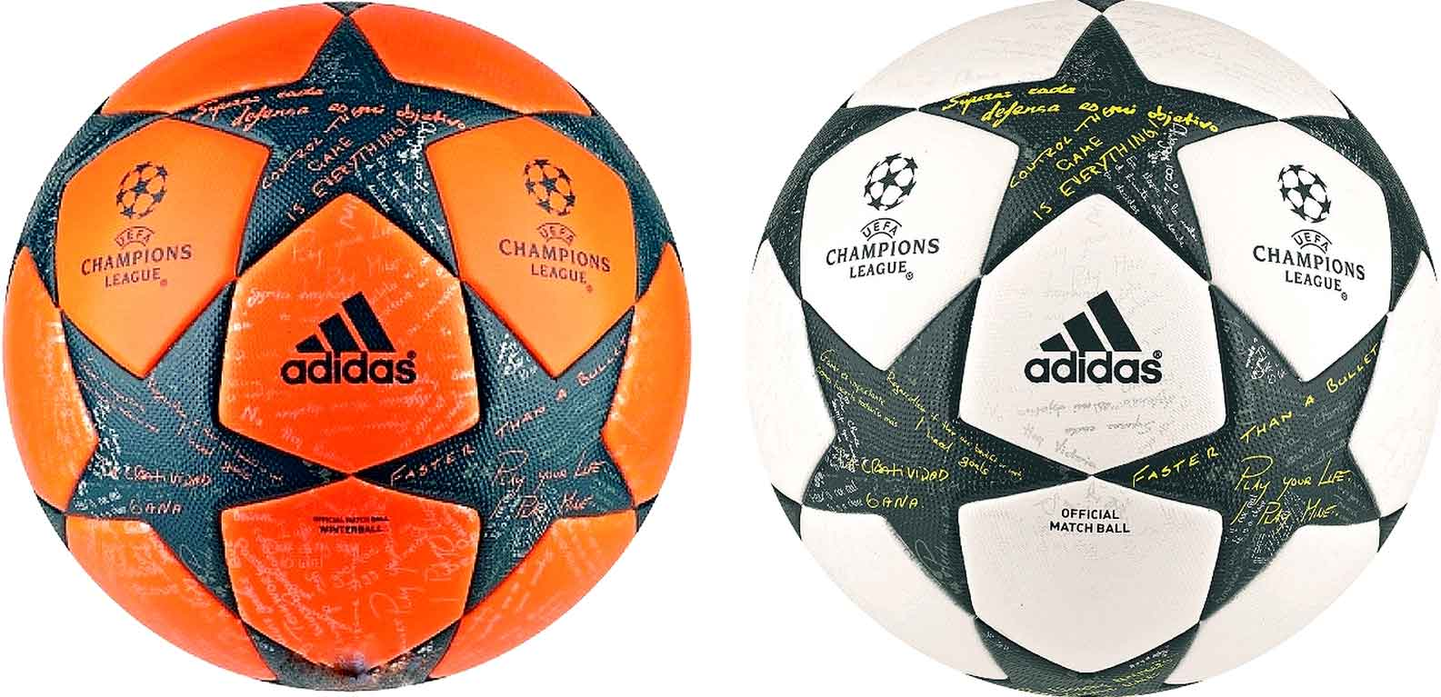 мяч лиги чемпионов 16-17 adidas fianle 16 winterball