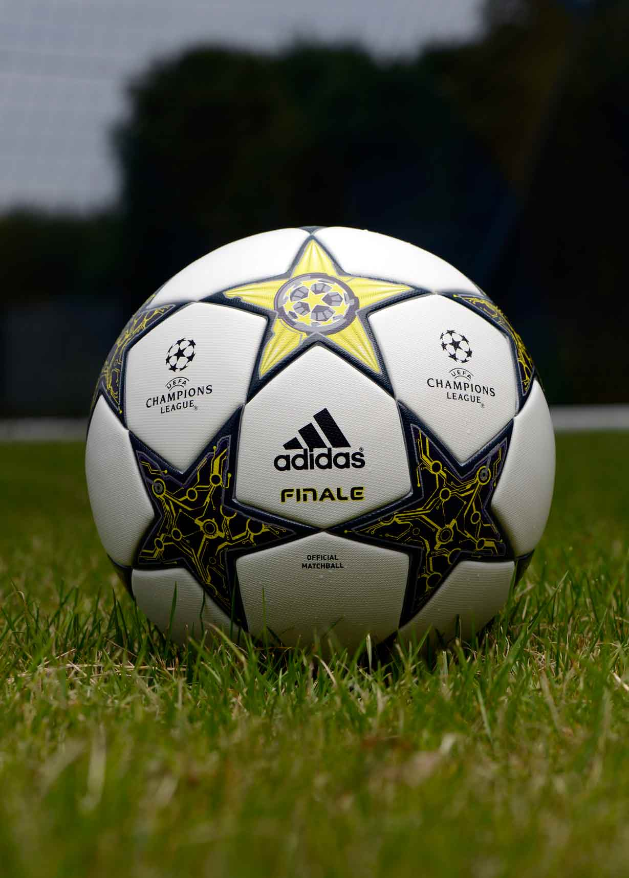 мяча лч 2012-2013 Adidas Finale 12