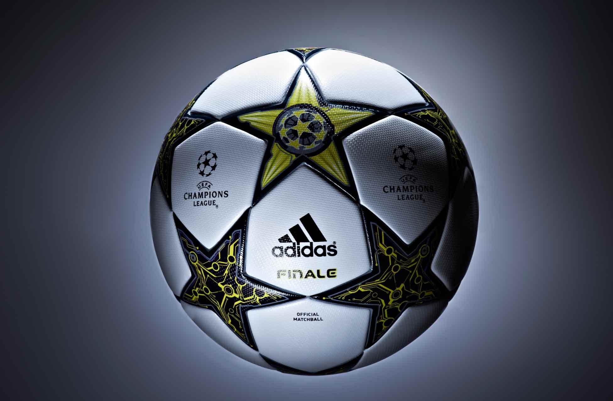 мяча лч сезона 2012-2013 Adidas Finale 12