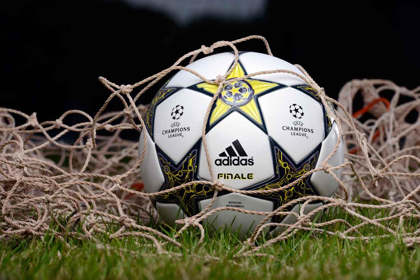 мяч лиги чемпионов 2012-2013 Adidas Finale 12