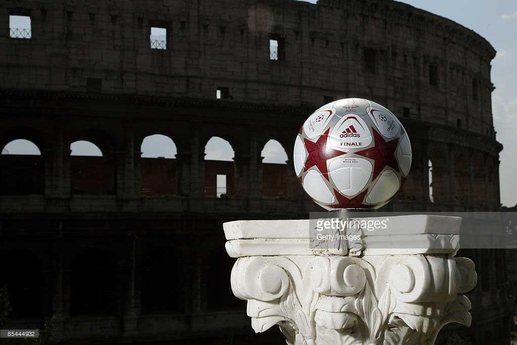 фото мяча finale roma