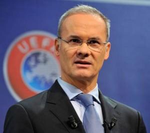 директора УЕФА по соревнованиям Джорджио Маркетти