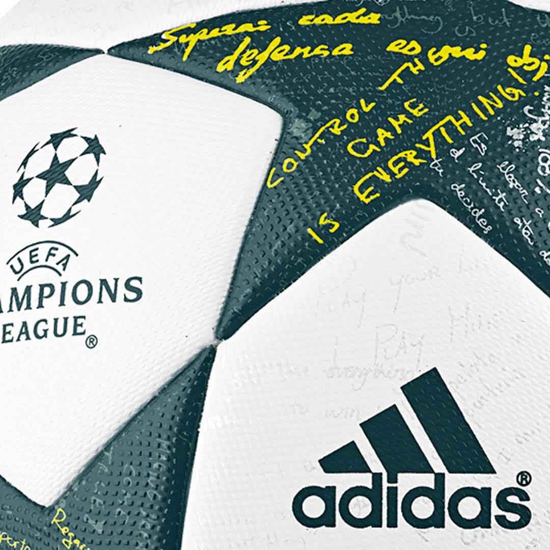 мяч группового этапа лиги чемпионов сезона 2016-2017