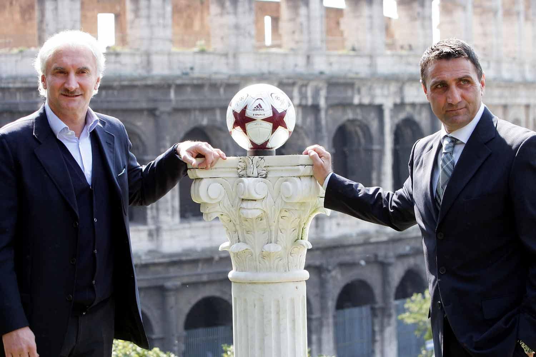 презентация римского мяча