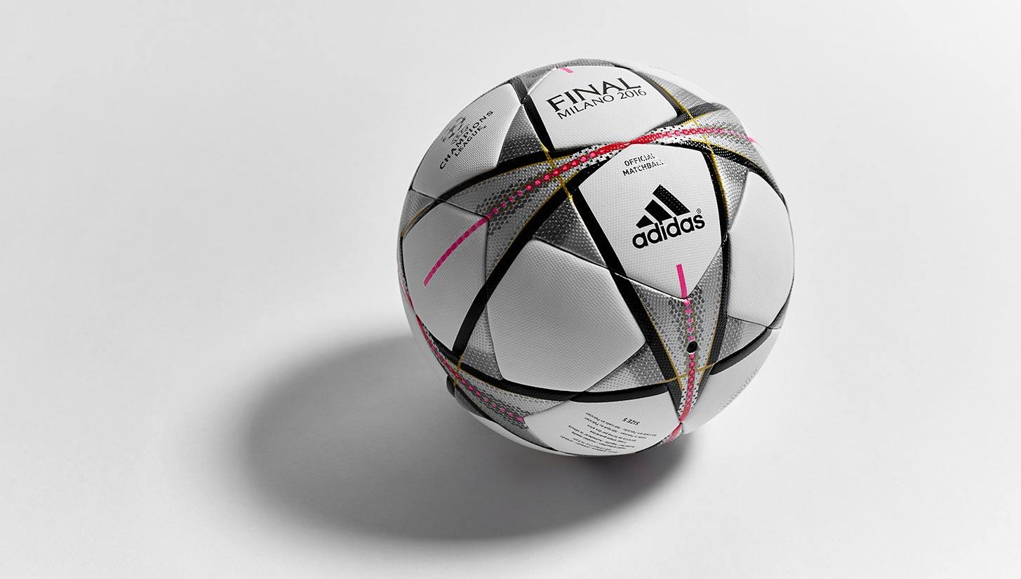 мяч финала лиги чемпионов 2016