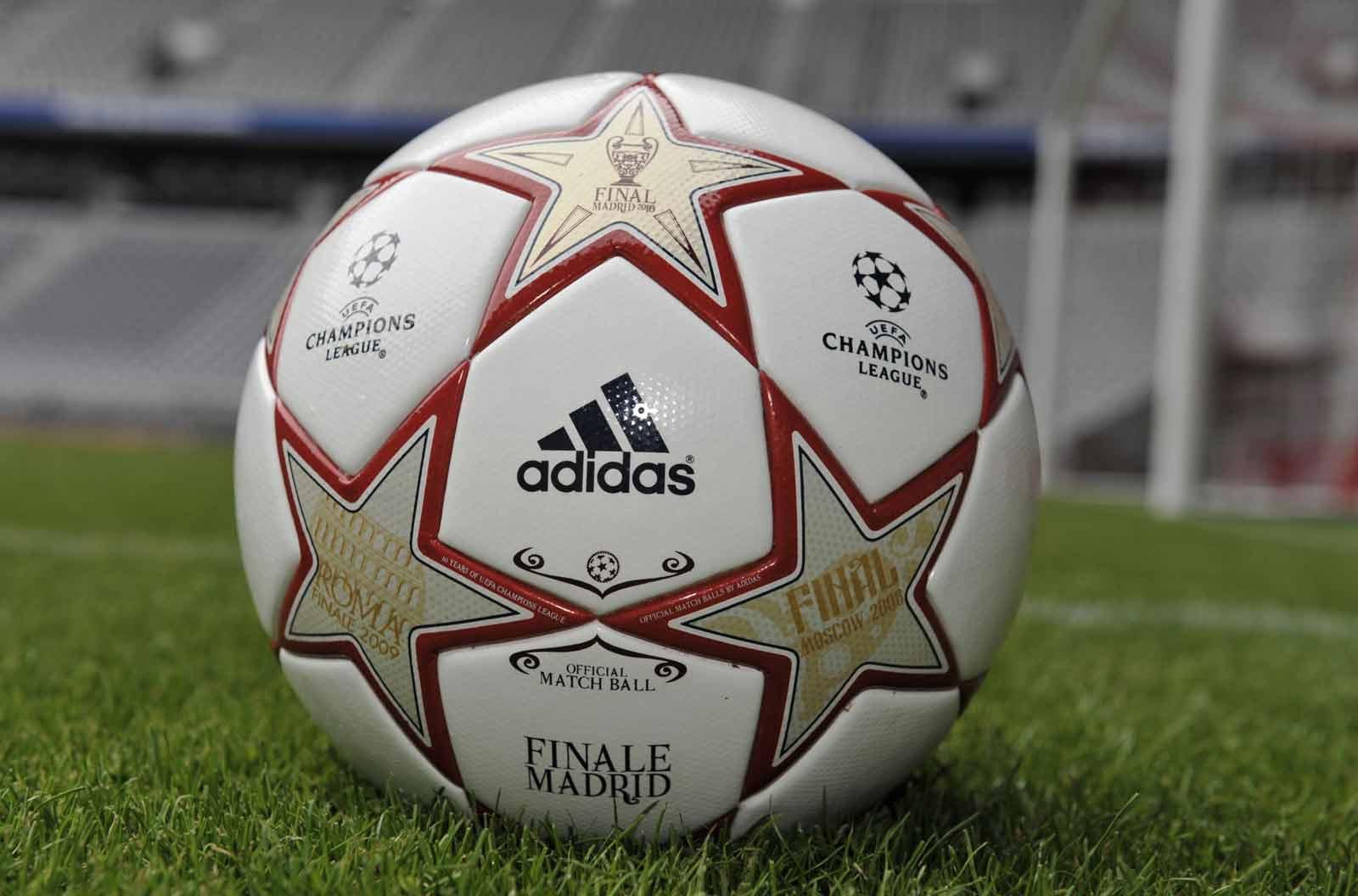 мадридский мяч