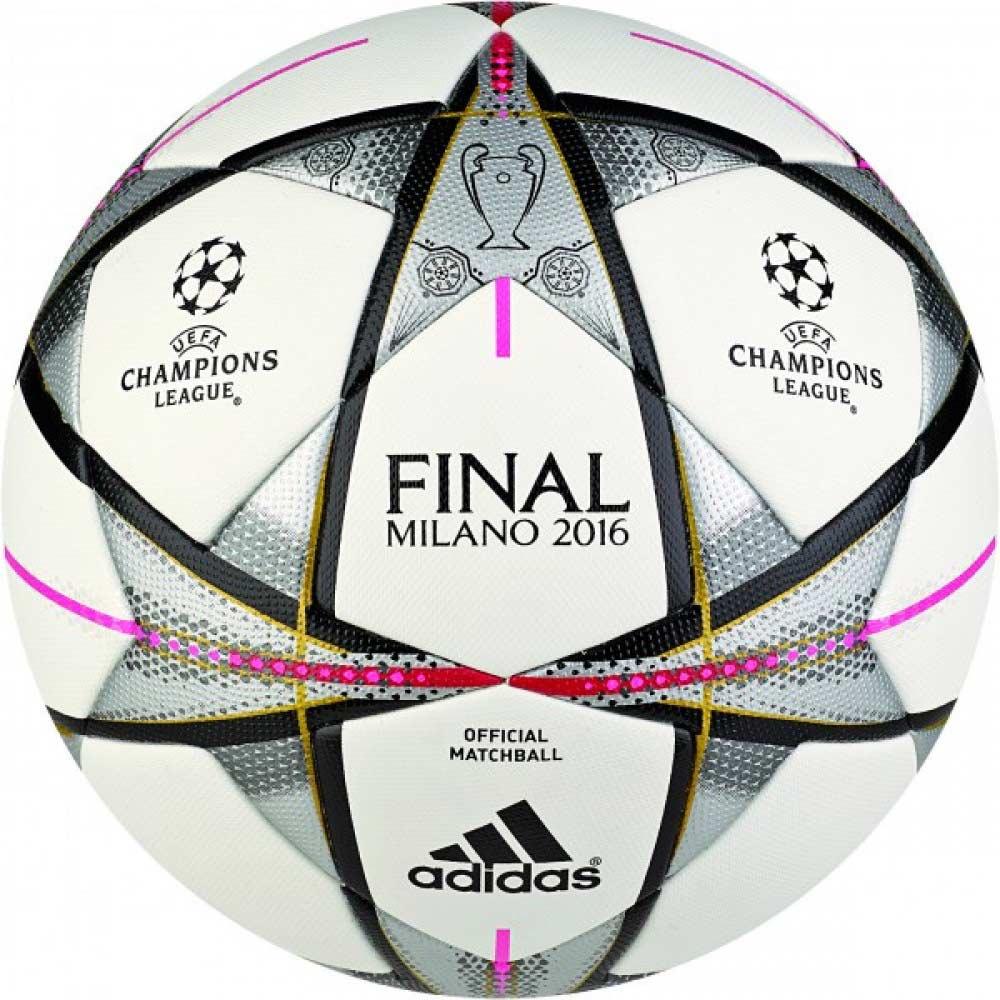 Мяч финала лиги чемпионов 2016 - finale milano 2016