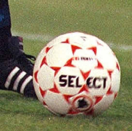 Мячом финала Кубка УЕФА 1991 года стал мяч Select