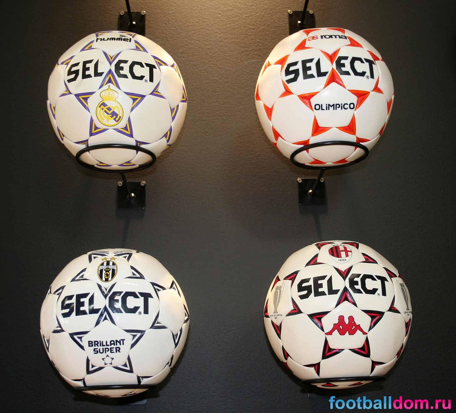 мячи Select 90-х