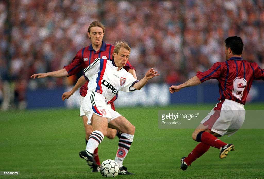 финал Кубка УЕФА 1996