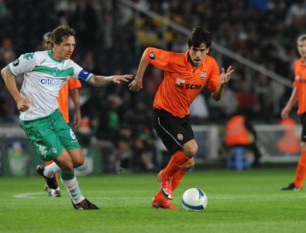 финал Кубка УЕФА 2009