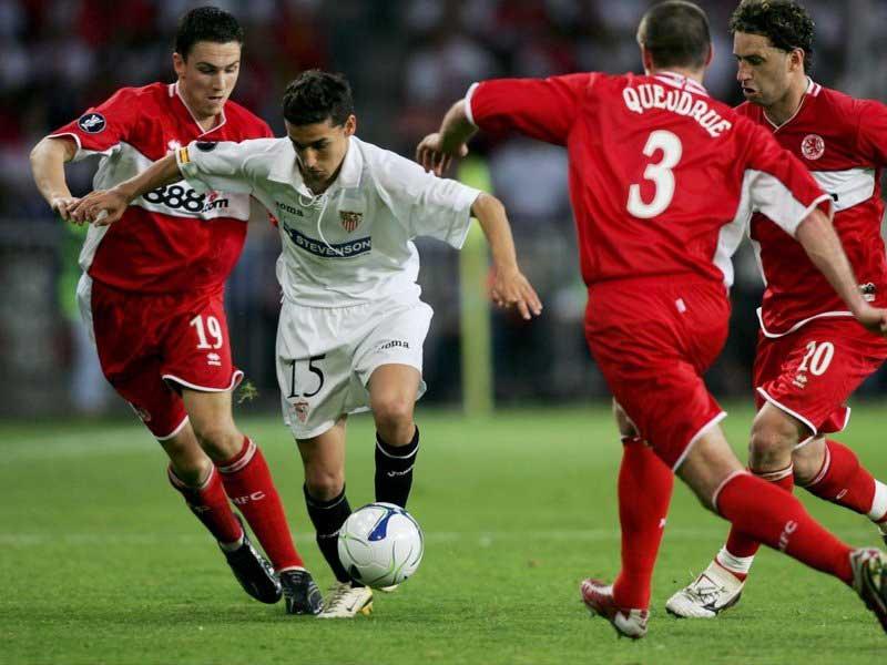 Финал Кубка УЕФА 2006