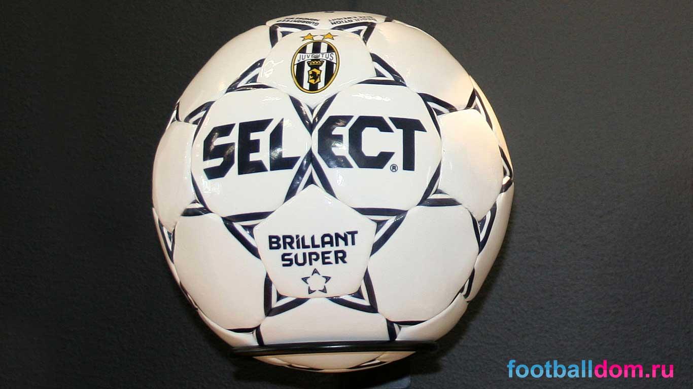 Мяч финала Кубка УЕФА 1993 - Select Brillant Super