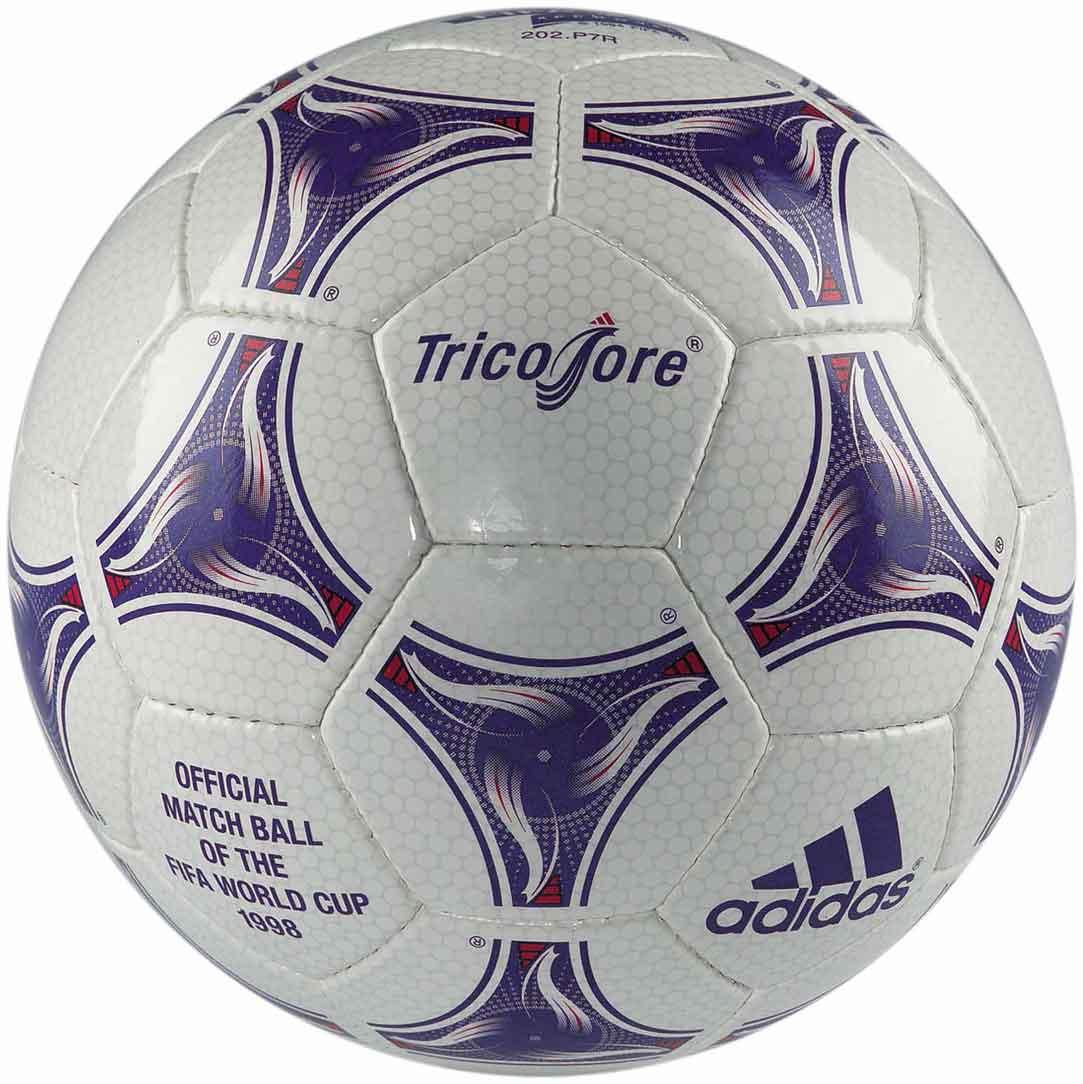 мячом финала Кубка УЕФА 1998 стал – Tricolore
