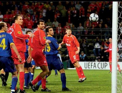 финал Кубка УЕФА 2001