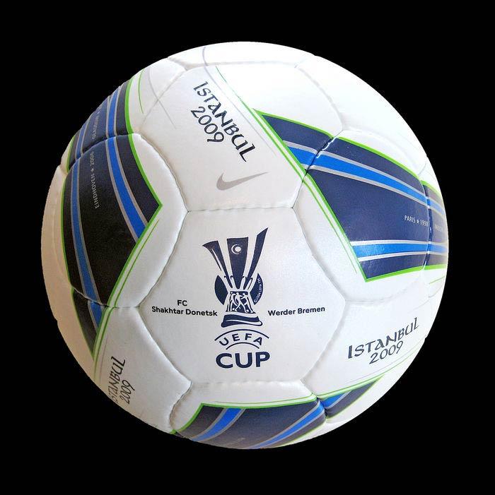 Мяч финала Кубка УЕФА 2009