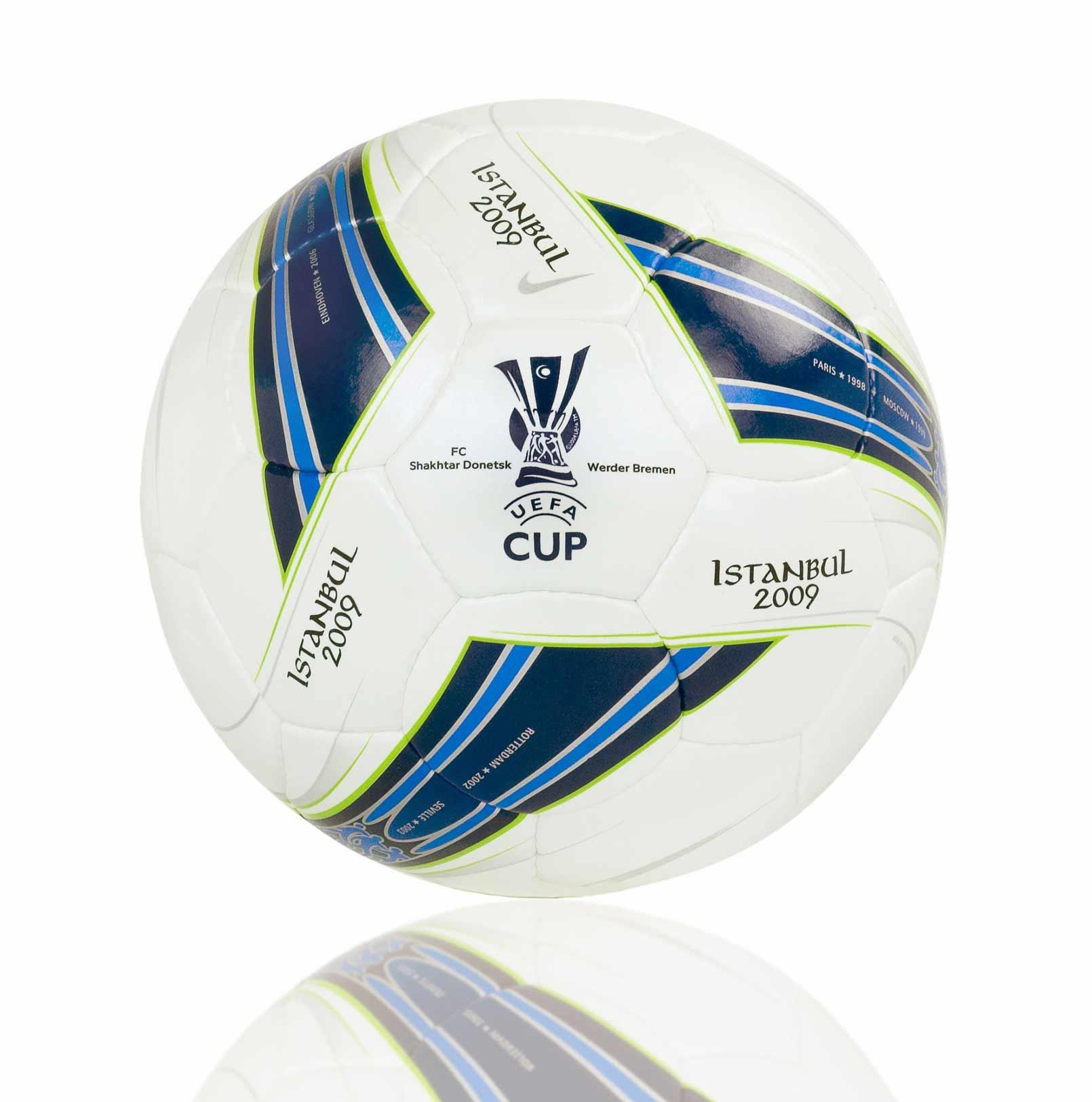 Официальный мяч Кубка УЕФА сезона 2008-2009