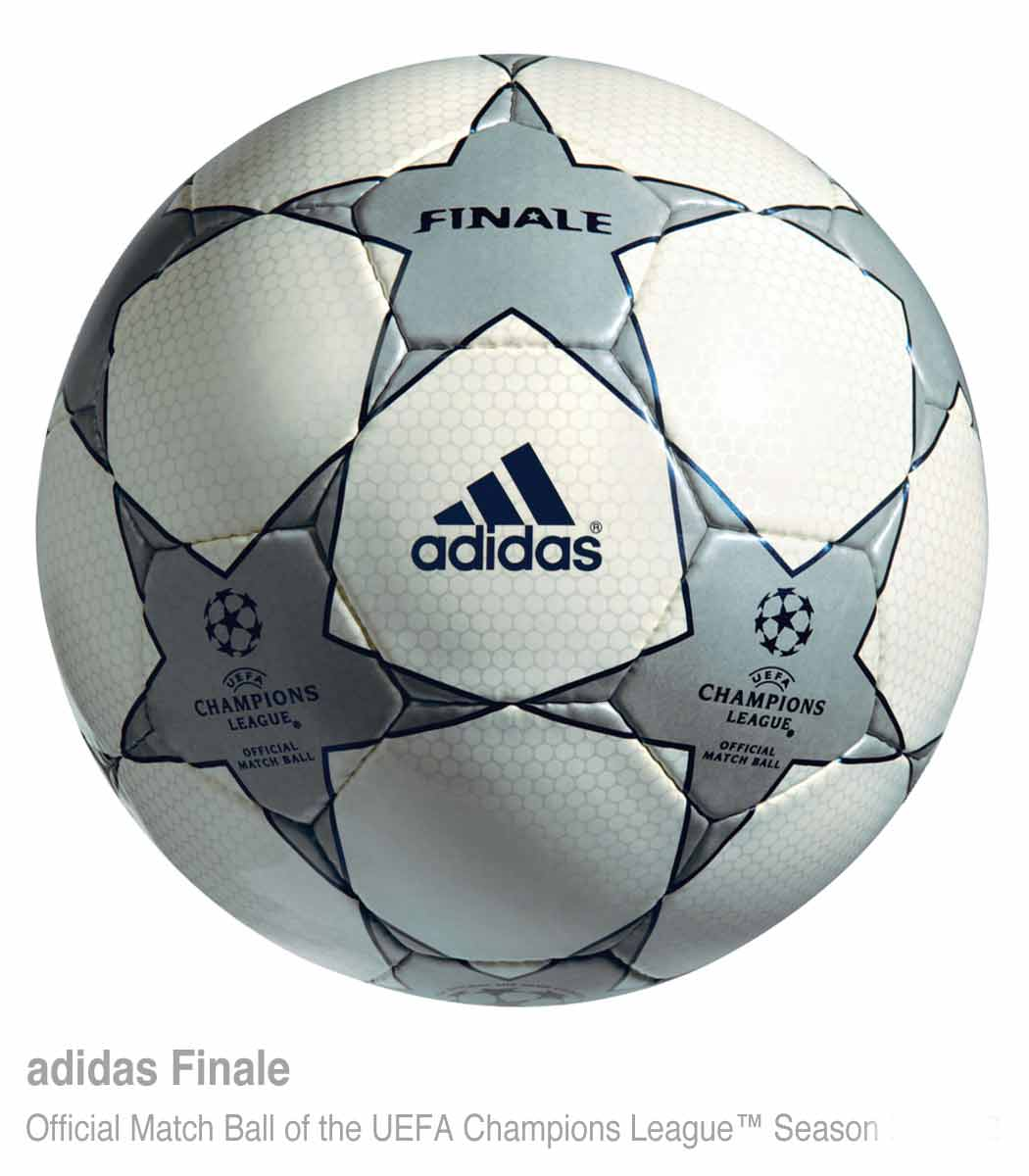 мяч финала кубка уефа 2002