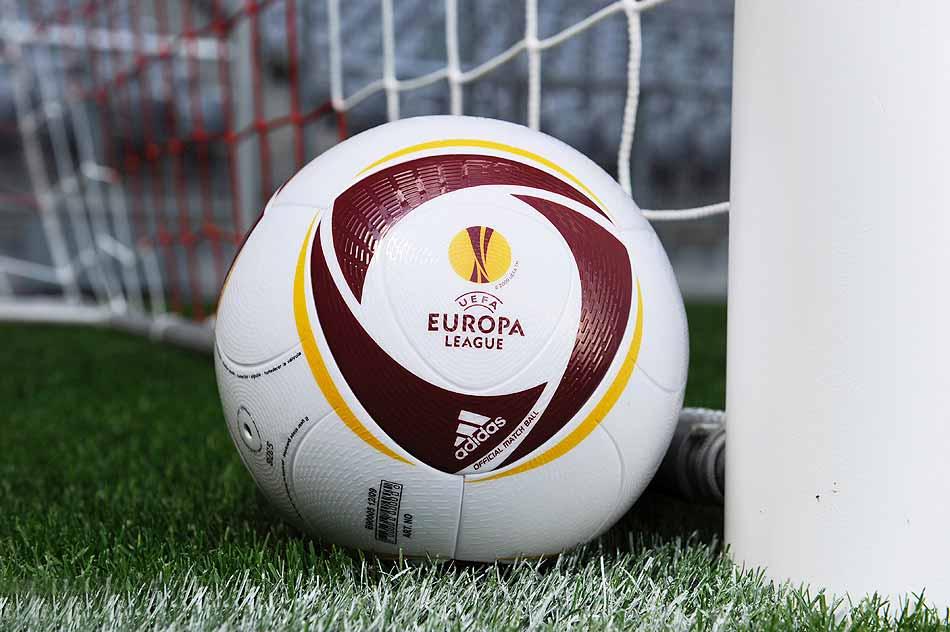 Официальный мяч Лиги Европы сезона 2010-2011