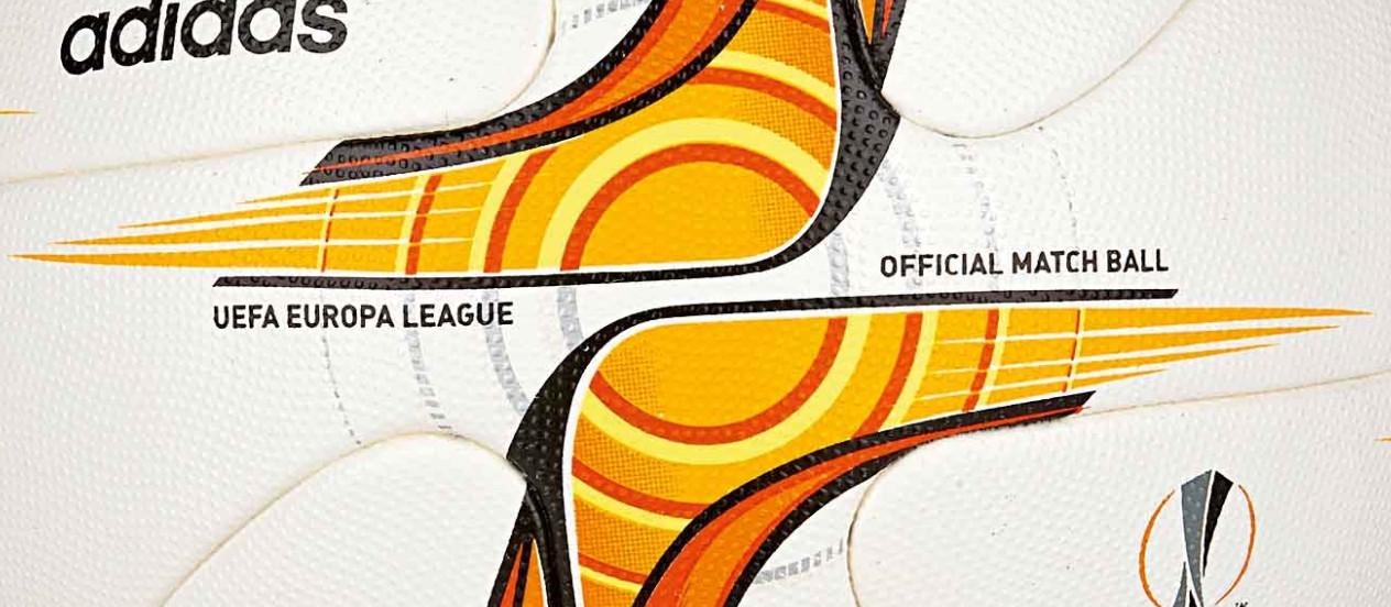 дизайн мяча Лиги Европы сезона 2015-2016