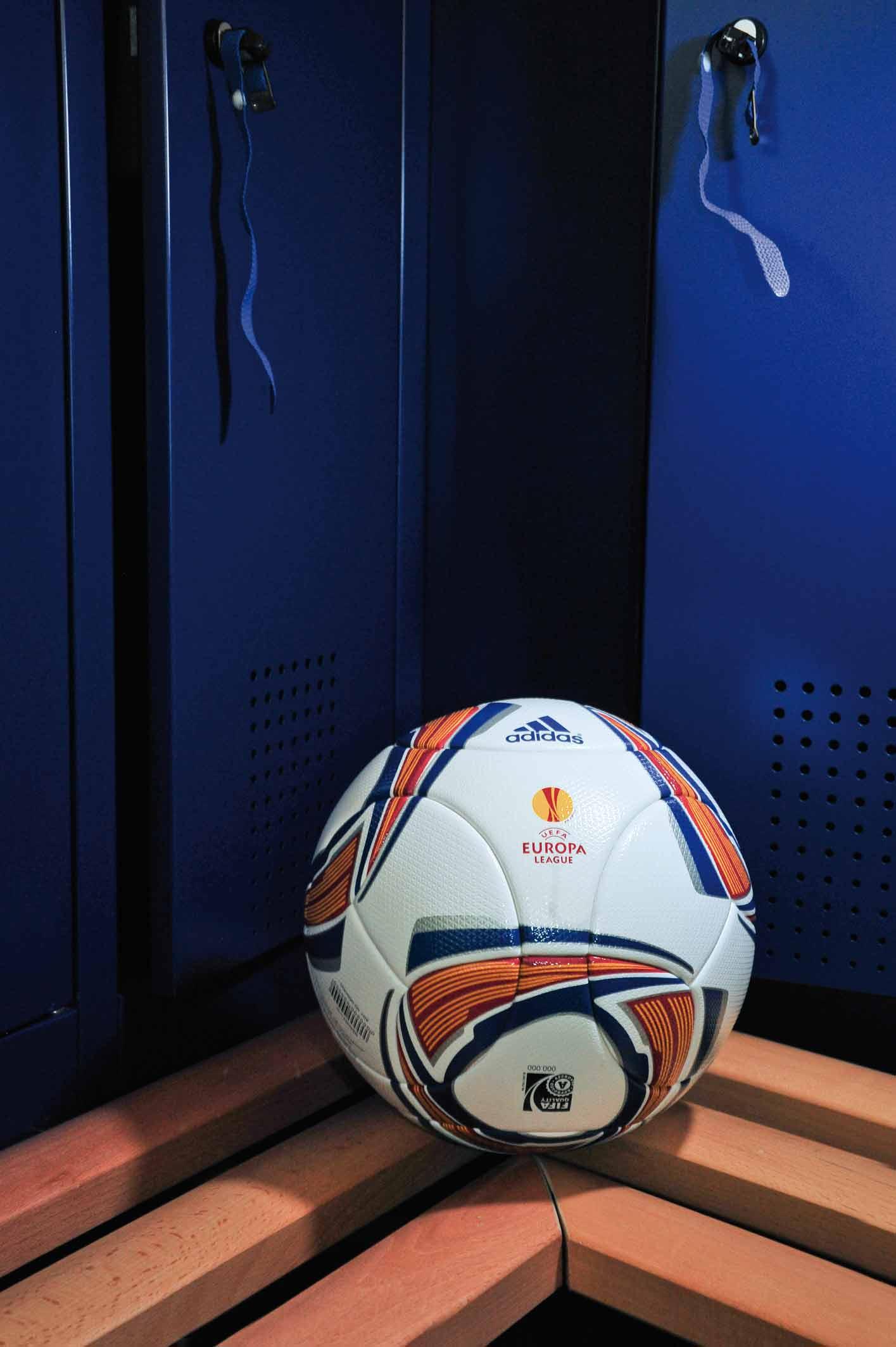 Мяч Лиги Европы 11-12