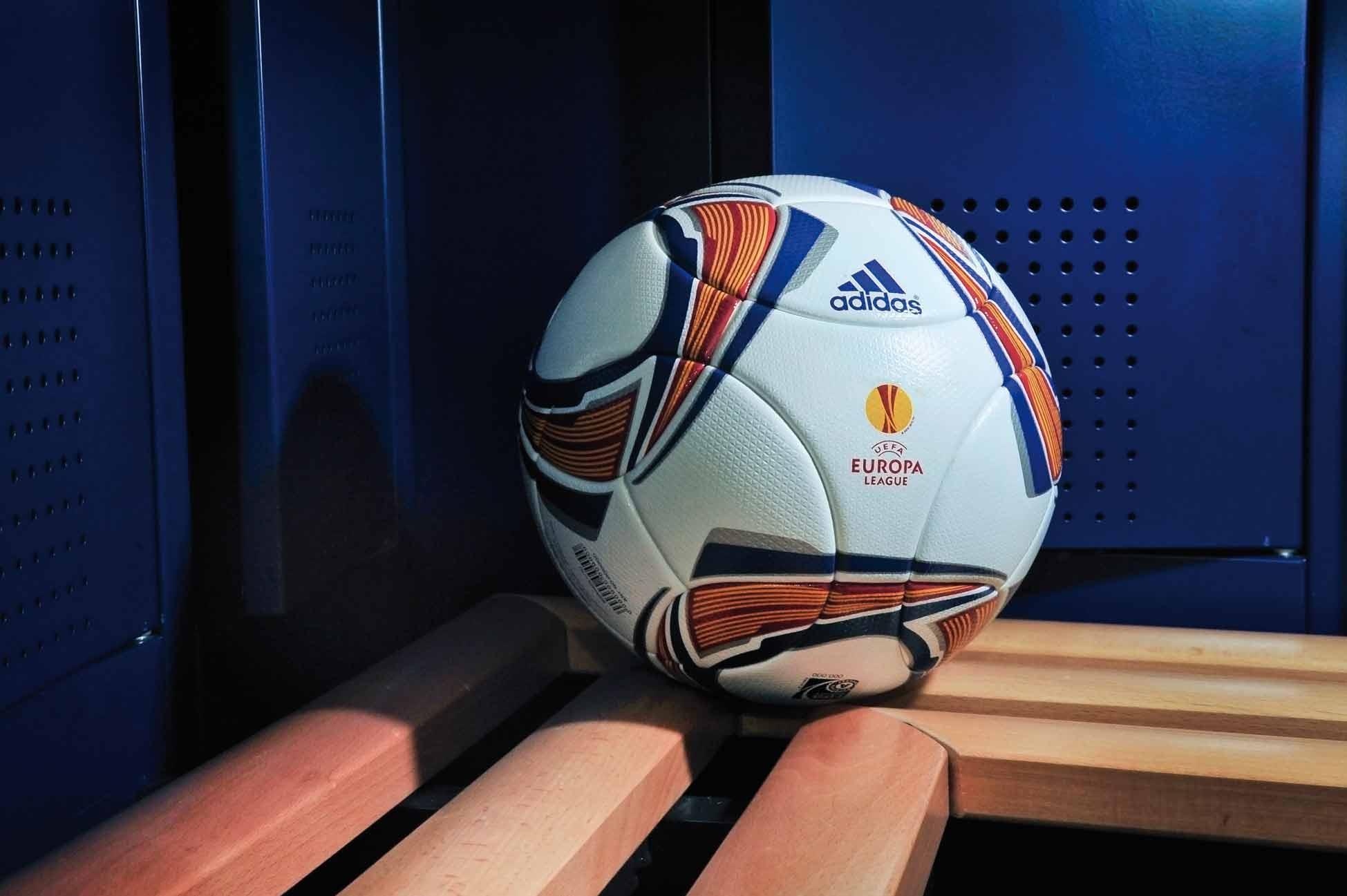 Мяч Лиги Европы 2011/12