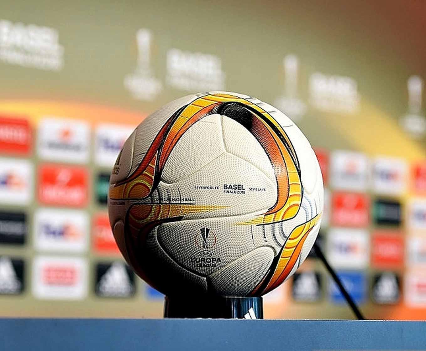 Мяч финала Лиги Европы 2016 - Basel Final 2016
