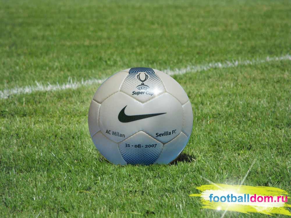 Официальный мяч Суперкубка УЕФА 2007