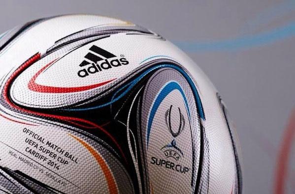 мяч суперкубка УЕФА 2014