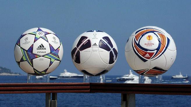 Презентация мяча Суперкубка УЕФА 2011