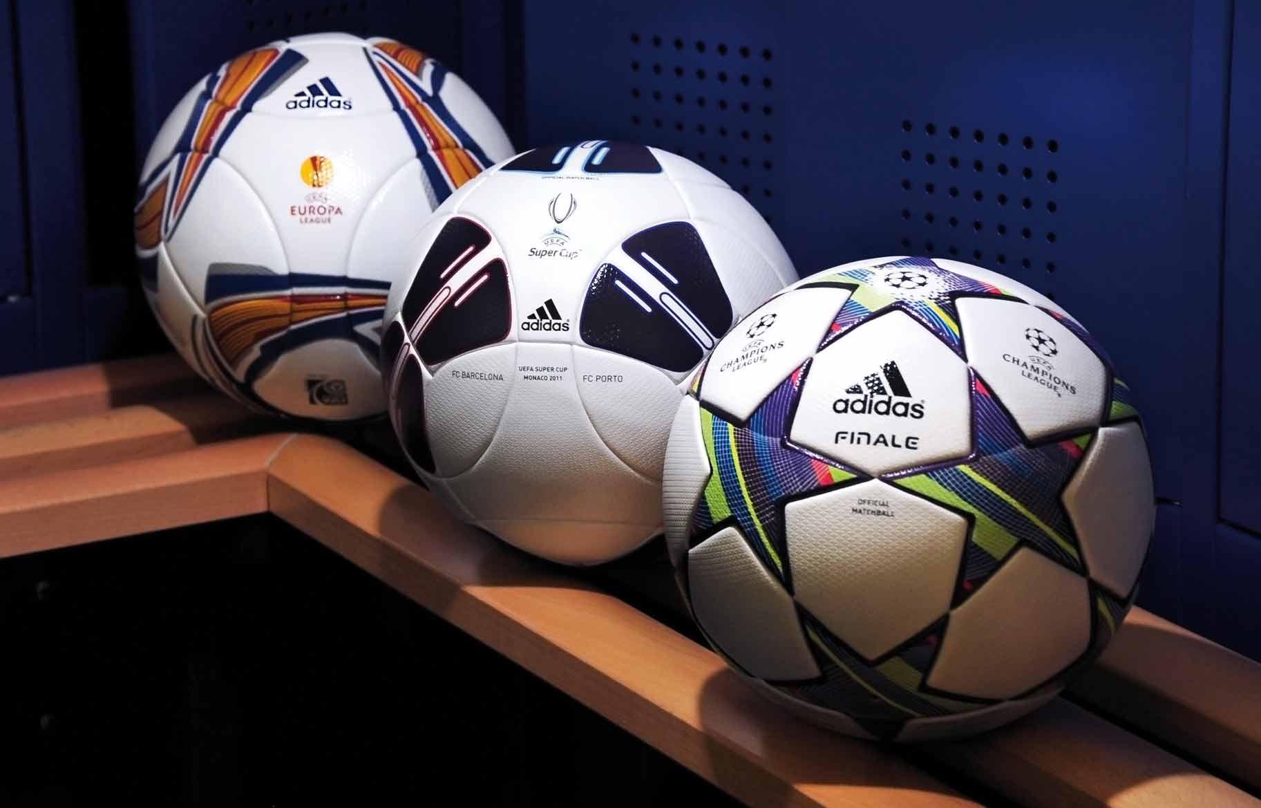 мяч Лиги Европы УЕФА сезона-2011/2012, мяч суперкубка УЕФА 2011, мяч Adidas Finale 11