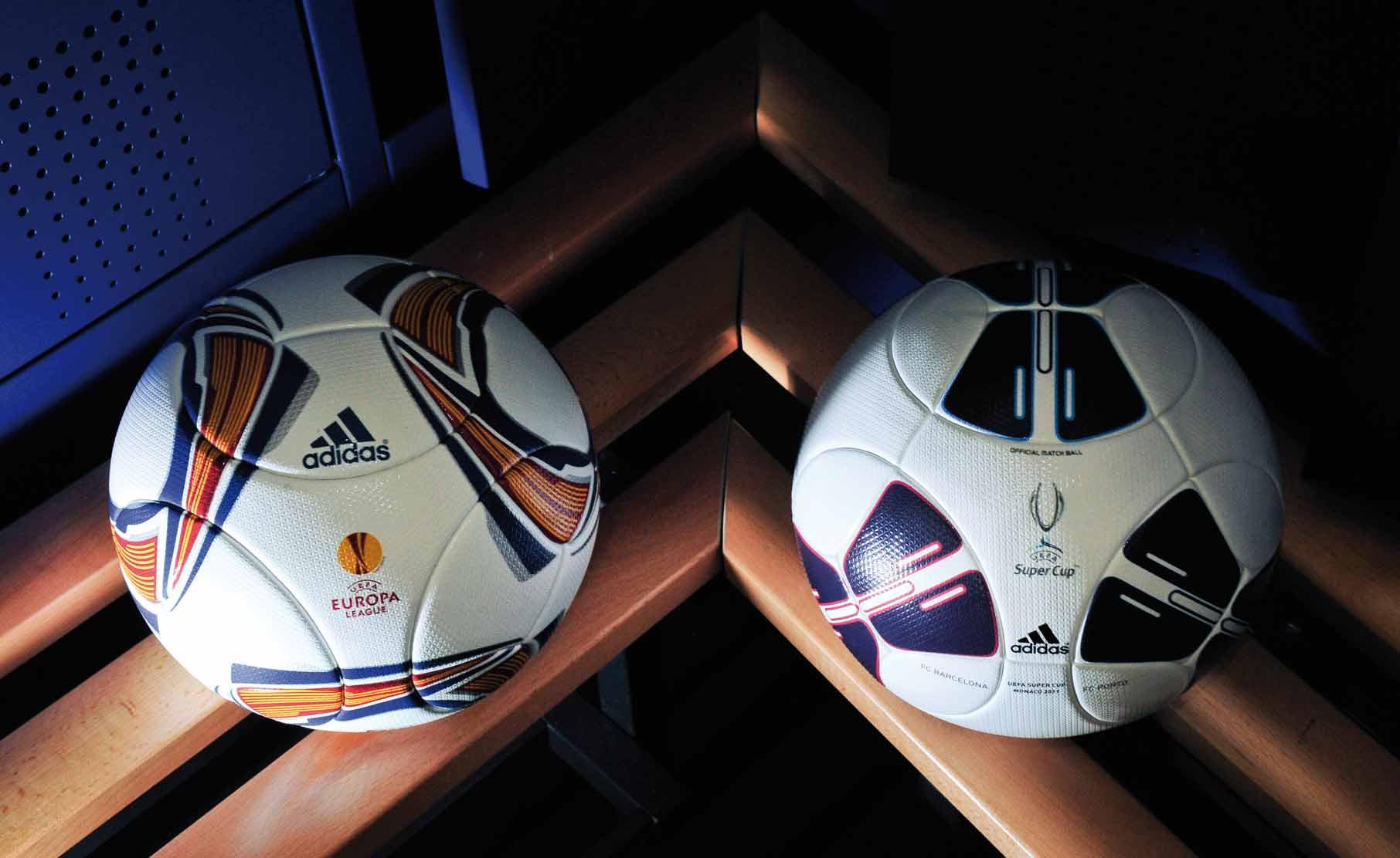 мяч Лиги Европы УЕФА сезона-2011/2012, мяч суперкубка УЕФА 2011