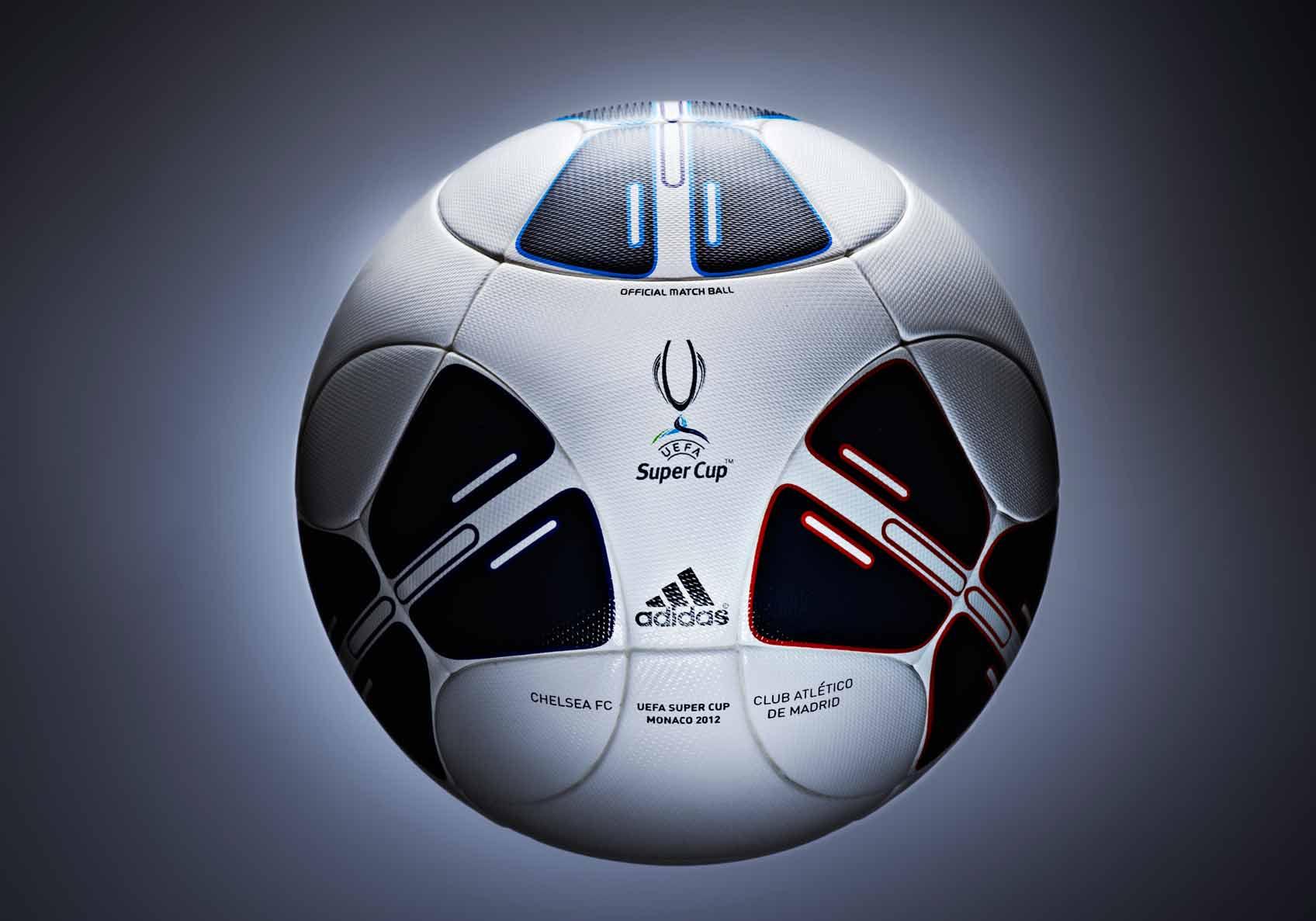 мяч суперкубка УЕФА 2012