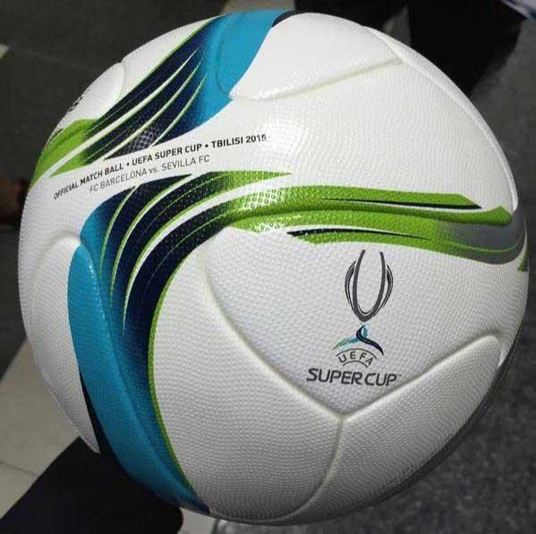Официальный мяч Суперкубка УЕФА 2015