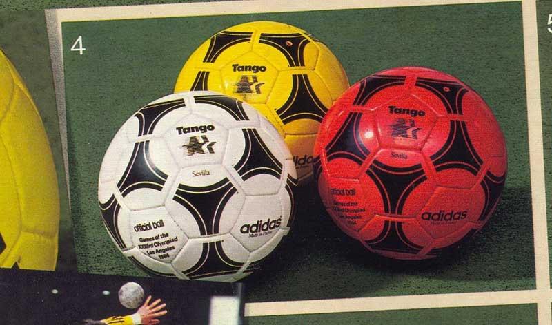 версии мяча Tango Sevilla