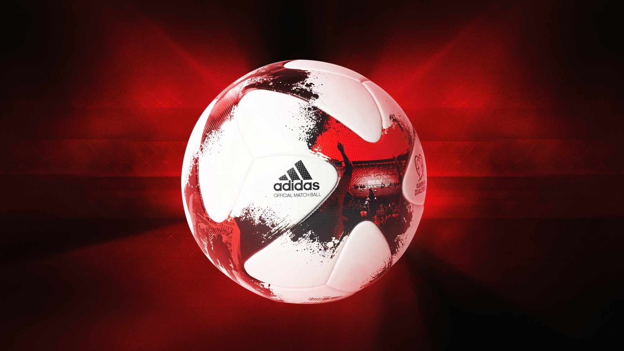 Мяч отборочного раунда Чемпионата мира 2018