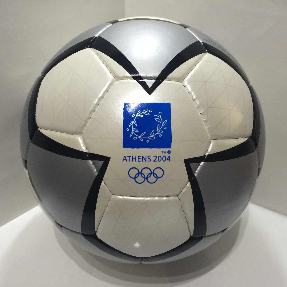 Официальный мяч олимпийских игр 2004 - Pelias