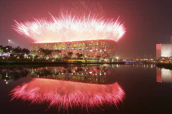 Открытие Олимпийских игр 2008
