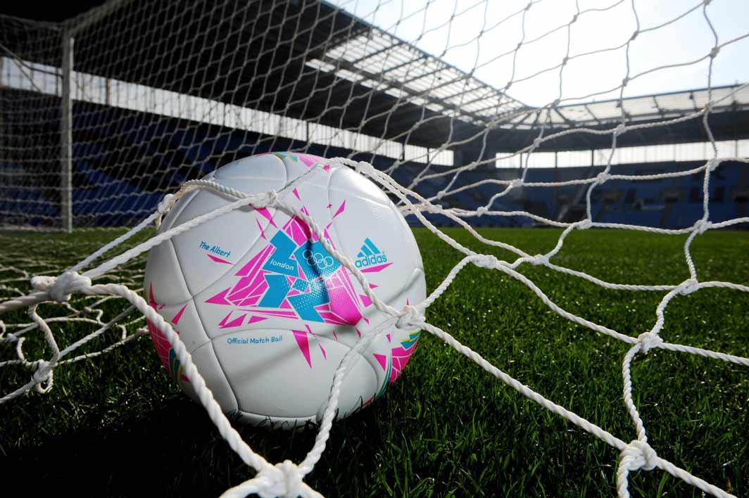 Официальный мяч Олимпийских игр 2012 — Альберт