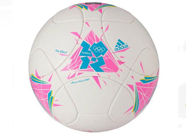 Официальный мяч Олимпийских игр 2012 — The Albert