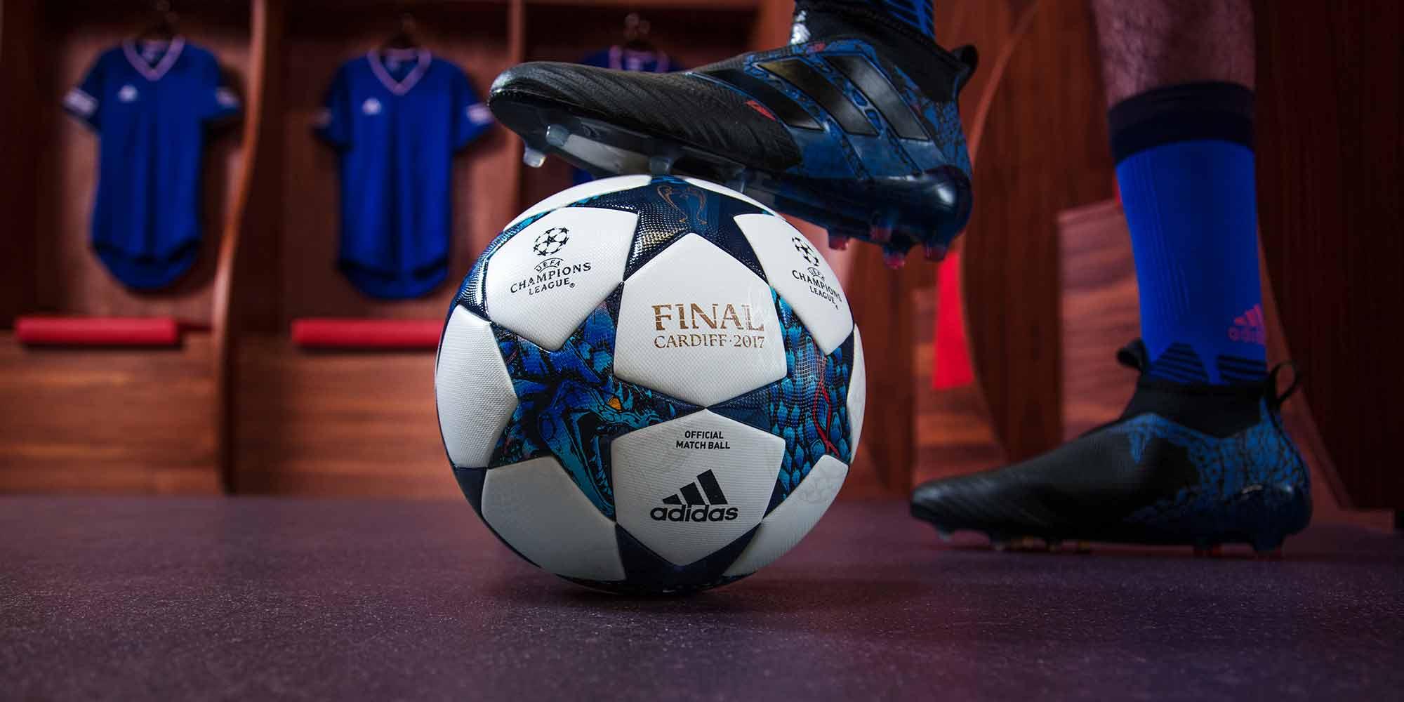 Мяч финала Лиги Чемпионов 2017